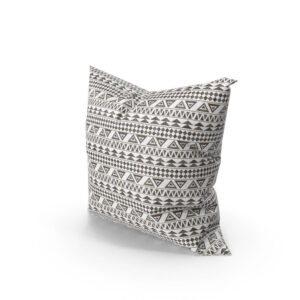 Patterned Pillow H03.2k
